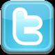 Volg ons via twitter